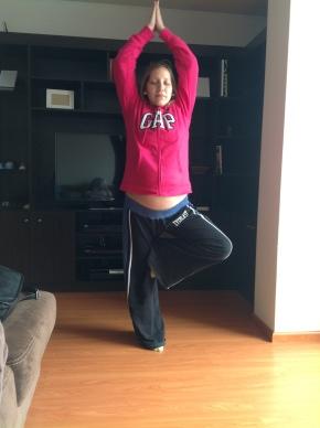 Mis mañanas de yoga con JI